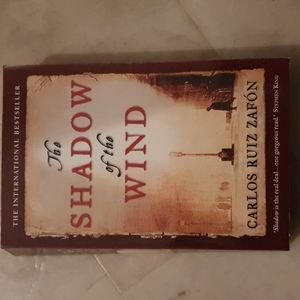 The Shadow of the wind - Book
